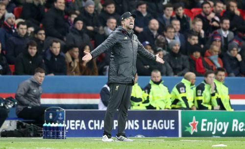 Bằng chứng cầu thủ Liverpool ăn vạ lộ liễu trong trận gặp PSG