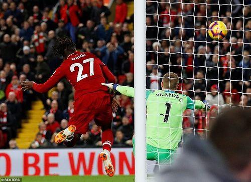 Ghi bàn 'trời cho' phút 90+6, Liverpool thắng derby kịch tính