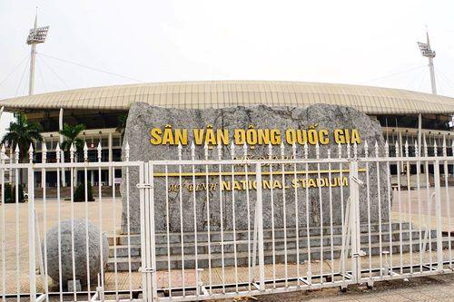 Dịch chuyển quả cầu đá ở sân Mỹ Đình để...phá 'dớp' cho tuyển Việt Nam