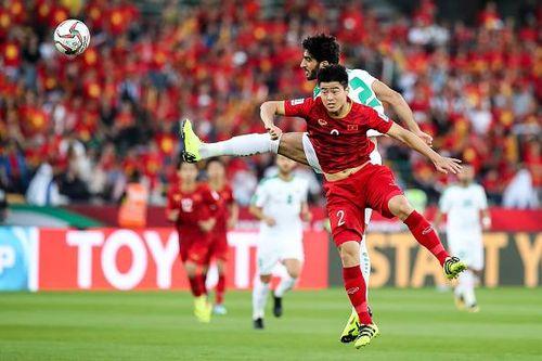 Thủng lưới phút cuối, tuyển Việt Nam thua ngược đáng tiếc Iraq