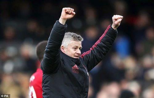 Man Utd tiếp tục bổ nhiệm Solskjaer làm HLV ở mùa giải tới