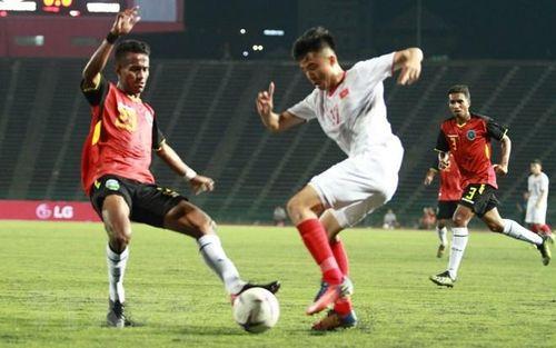 U22 Việt Nam 4-0 U22 Đông Timor: Giành vé sớm