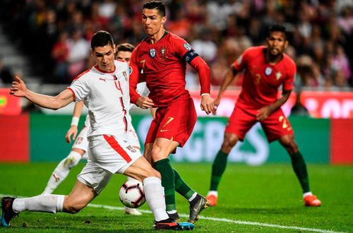 Juventus lo sốt vó vì chấn thương của Ronaldo