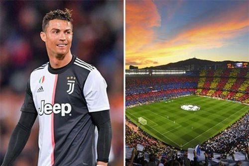 C.Ronaldo: 'Barcelona không phải dành cho tôi'