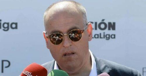 Chủ tịch La Liga tố cáo PSG và Man City là mối nguy của bóng đá