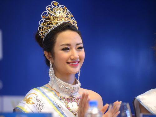 Điểm danh những người đẹp Hải Phòng đăng quang Hoa hậu