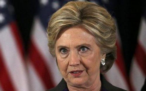 Tiết lộ động thái đầu tiên của bà Clinton sau thất bại trước ông Trump