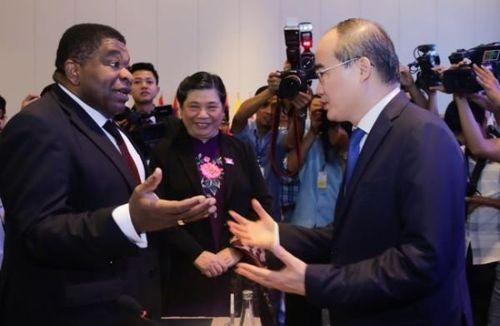 Bí thư Nguyễn Thiện Nhân nêu mục tiêu xây dựng 'thành phố thông minh'
