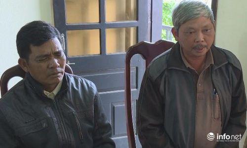 Bán 8ha đất công, 12 nguyên cán bộ xã, thôn bị khởi tố