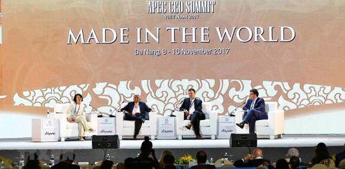 Diễn biến ngày họp thứ hai Hội nghị Thượng đỉnh doanh nghiệp APEC