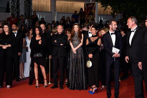Lý Nhã Kỳ cùng ê kíp Angel Face được quan tâm đặc biệt tại LHP Cannes 2018