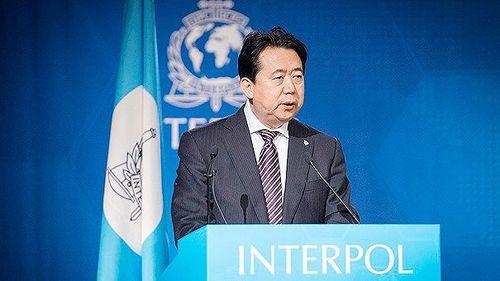 Trung Quốc im lặng về vụ Chủ tịch Interpol mất tích