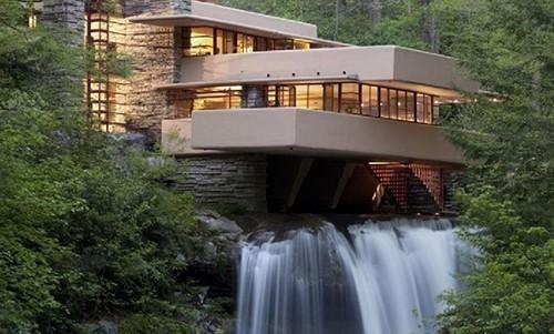 Cận cảnh ngôi nhà đẹp nhất hành tinh, 80 năm vẫn long lanh