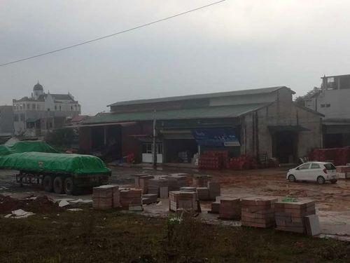Vĩnh Phúc: Xây dựng chợ cho có