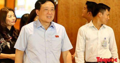 Chánh án Nguyễn Hòa Bình luôn quan tâm tới những vấn đề mà mình đã cam kết