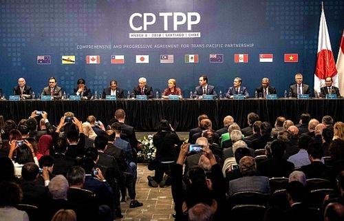 CPTPP khả năng có hiệu lực vào đầu năm 2019