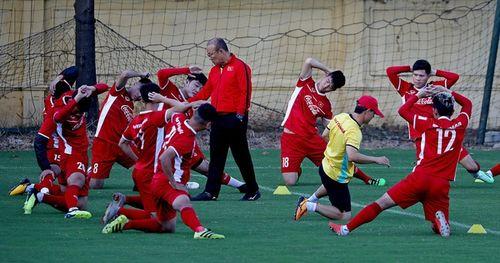 Dấu ấn thầy Park Hang-seo từ trận thắng U23 Thái Lan