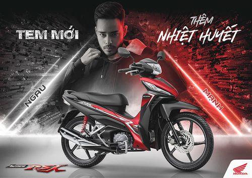 Honda Việt Nam giới thiệu Wave 110 RSX FI phiên bản mới