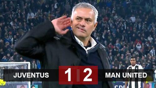 Juventus 1-2 M.U: Quỷ đỏ ngược dòng không tưởng