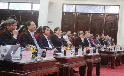 Diễn đàn Hà Nội 2018: Nâng cao hiệu quả ứng phó biến đổi khí hậu