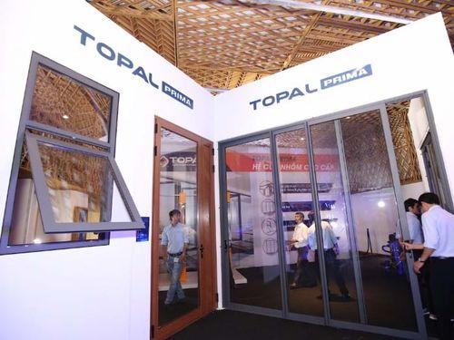Ra mắt dòng sản phẩm cửa nhôm cao cấp Topal Prima