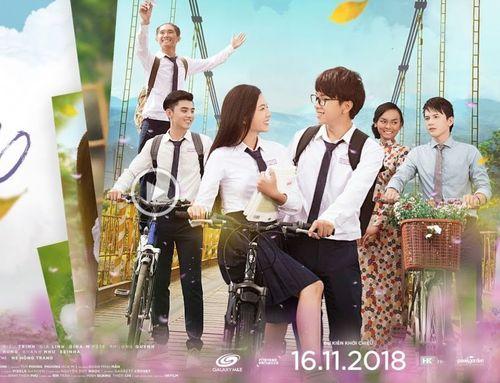 Hồi ức thanh xuân của tuổi học trò trong phim Thạch ThảoHồi ức thanh xuân của tuổi học trò trong phim Thạch Thảo