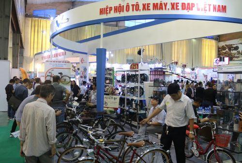 Gần 120 doanh nghiệp tham gia triển lãm thiết bị và sản phẩm thể thao