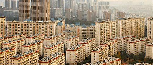 Cảnh báo nhà đất tại Trung Quốc
