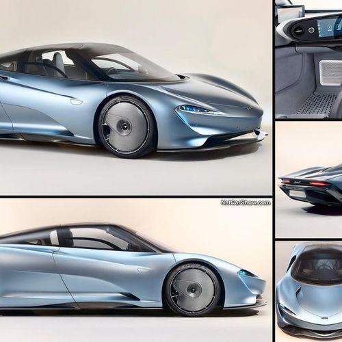 Lộ diện siêu xe gần 63 tỷ đồng - Đối thủ xứng tầm Bugatti Chiron