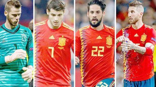 2018 - Năm đáng buồncủa đội tuyển Tây Ban Nha