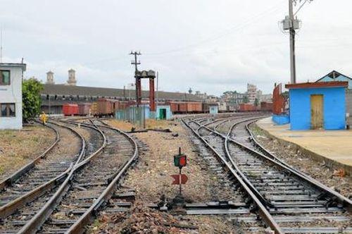 Doanh nghiệp Nga muốn tham gia cải tạo đường sắt Cuba