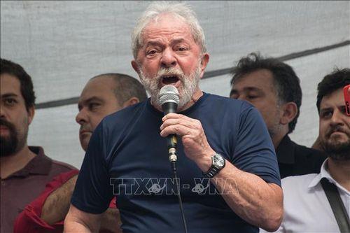 Cựu Tổng thống Brazil Lula da Silva bị cáo buộc tội rửa tiền