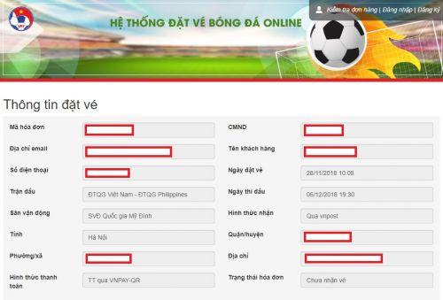 Sốt vé Việt Nam vs Philippines: Người mua chưa kịp khoe, nhiều số lạ liên hệ hỏi giá