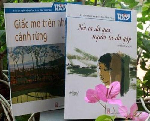 Ra mắt hai ấn phẩm quy tụ gần 100 cây bút trong cả nước
