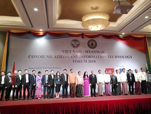 Việt Nam muốn chia sẻ cùng Myanmar chính sách, kinh nghiệm xây dựng Chính phủ số