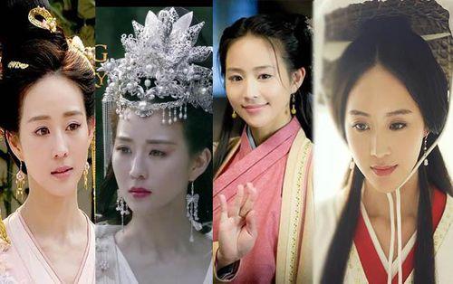 Những tạo hình cổ trang xinh đẹp nhất của 'Nữ thần toàn diện' Trương Quân Ninh
