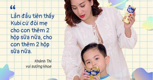 Học các bà mẹ 'thế hệ mới' cách nuôi dưỡng hệ tiêu hóa khỏe mạnh cho con