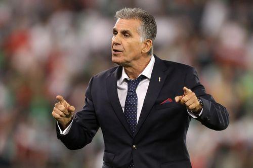 Báo Iran đưa tin Carlos Queiroz trở thành HLV Colombia giữa Asian Cup