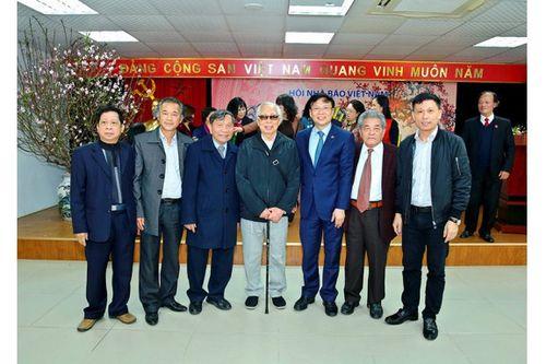 Trung ương Hội Nhà báo Việt Nam gặp mặt cán bộ qua các thời kỳ