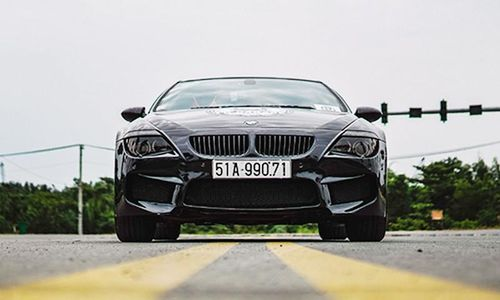 Thợ Sài Gòn biến BMW M6 thành 'quái vật' 700 mã lực
