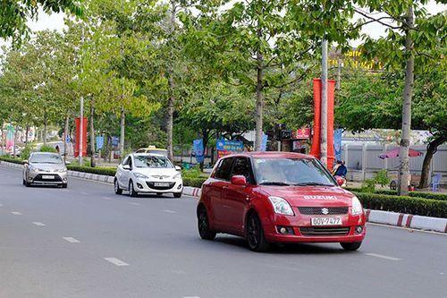 Giao thông nội thành Biên Hòa thông thoáng ngày đầu năm mới