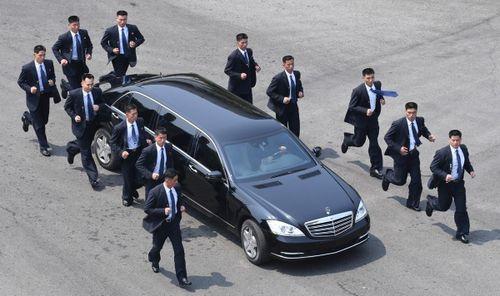 Khám phá 'lô cốt thép' di động của chủ tịch Kim Jong Un
