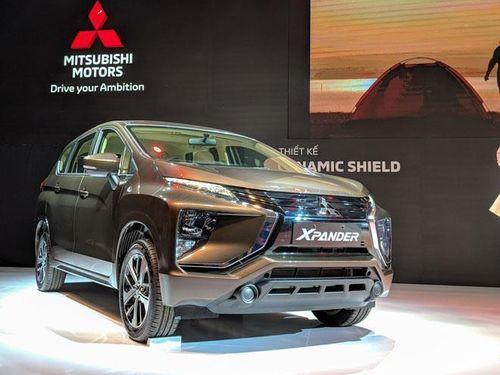 Mitsubishi Outlander triệu hồi làm bước đà để Xpander lên ngôi