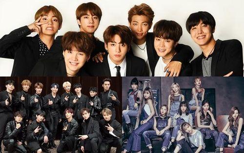Japan Golden Disc Awards 2019: BTS - Twice - Seventeen chia nhau ẵm hết loạt giải thưởng quan trọng