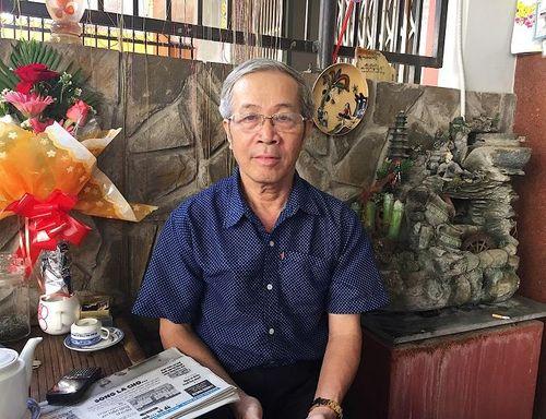 Nhà báo Nguyễn Tiến Dân: Sống là cho đi, chết là hiến dâng!