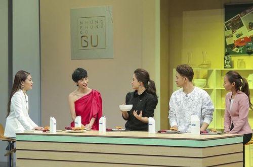 Ra mắt show truyền hình dành cho phụ nữ