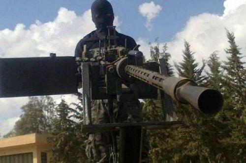 IS phục kích thủ lĩnh phiến quân gần căn cứ quân sự Mỹ sát biên giới Iraq