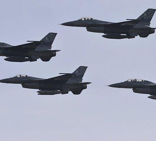 Căng thẳng vừa giảm, Ấn Độ lại cáo buộc Pakistan triển khai phi đội F-16 dọc biên giới