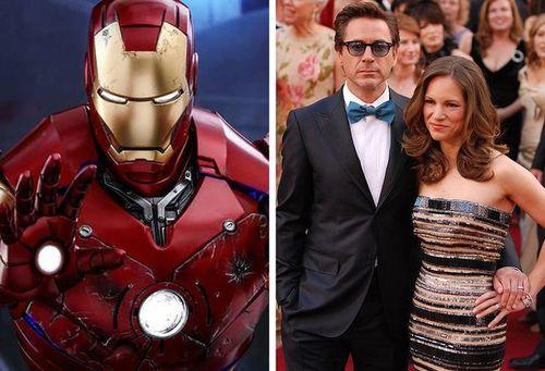 Nhan sắc vợ, bạn gái các dàn diễn viên phim Avengers ngoài đời