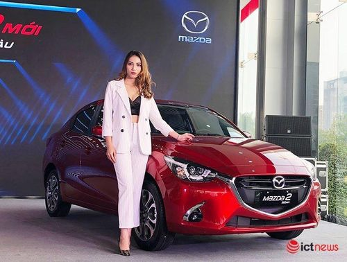 Mazda bất ngờ tăng giá nhiều phiên bản của Mazda 2